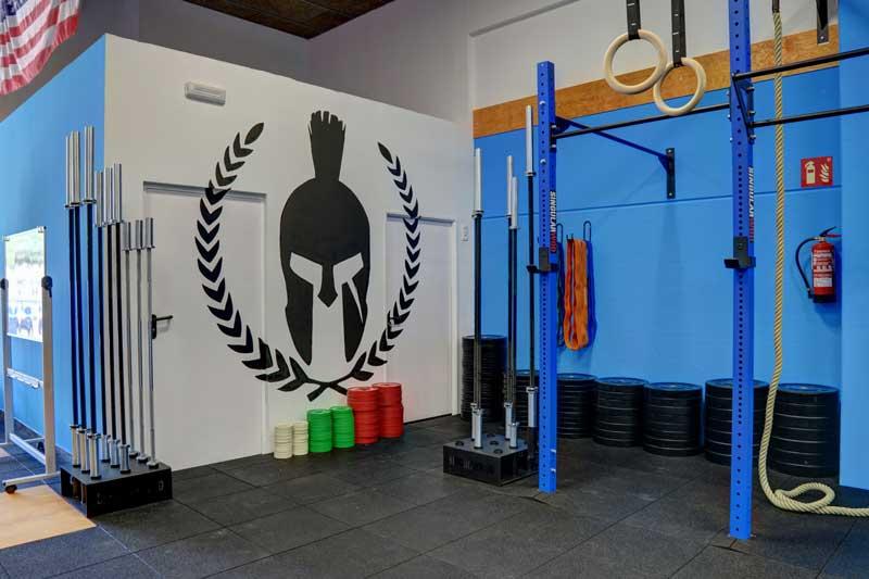 Instalaciones CrossFit el Vendrell
